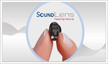 Soundlens Invisible Hearing Aid